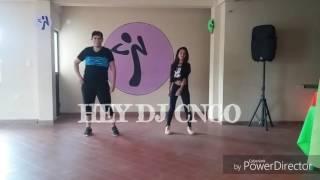 HEY DJ CNCO ZUMBA