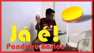 JÁ É - JORGE ARAGÃO - PANDEIRO BÁSICO