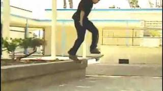 "RONSON LAMBERT DIGITAL SKATEBOARDING ""Smoke & Mirrors"" Video Part"