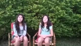E preciso saber viver- Titãs- Cover) Yasmin e Luiza