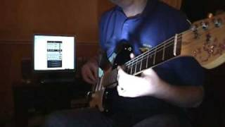 Eye Of The Tiger - Electric Guitar Instrumental Version - Tribute To Survivor