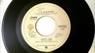 Party Time , T  G  Sheppard , 1981 Vinyl 45RPM