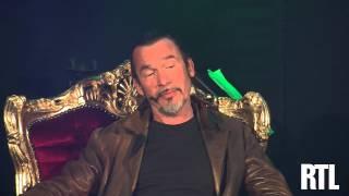 Florent Pagny - Vesoul en live dans le Grand Studio RTL présenté par Eric Jean-Jean - RTL - RTL