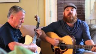 Marc Broussard - Steamroller Blues (with his dad Ted Broussard)