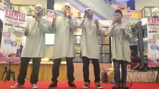 Iman Heart  ( Hati Dan Iman) Live di Karnival Perniagaan Johor
