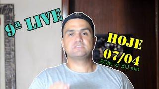 9ª live M.K. - É HOJE GALERA!!!