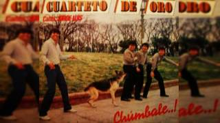 El chúmbale - Cuarteto de Oro