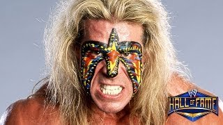 Ultimate Warrior is heading to the WWE Hall of Fame