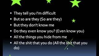 My happy ending (avril ) lyrics