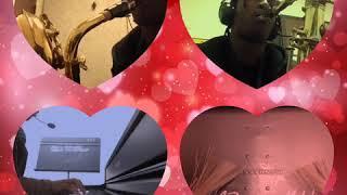 Meghan Trainor - Like I'm Gonna Lose You (tenor/Bari sax cover)