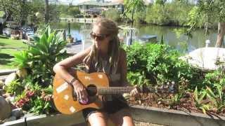Coconut Skins, Damien Rice Cover by Lena Scott