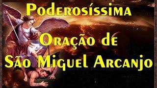 Poderosíssima Oração de São Miguel Arcanjo