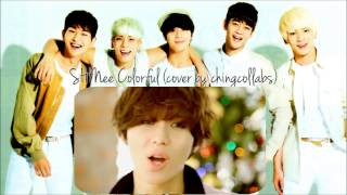 SHINee(샤이니) - Colorful (solo short cover)
