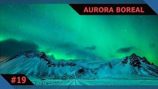 O que é uma AURORA BOREAL? Física 19