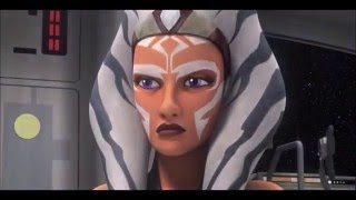 Never forget you -Ahsoka/Fulcrum ft Anakin/Vader