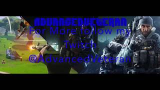 Missing the circle by 2 seconds!!  Twitch Highlights @AdvancedVeteran