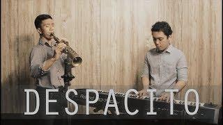DESPACITO - Luis Fonsi & Justin Bieber (Sax/Piano COVER by Desmond Amos)
