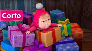 Masha e o Urso - Um, Dois, Três! Acenda a  Árvore de Natal! (Isso tudo não é para mim?)