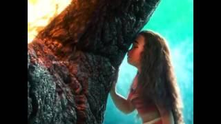 Nature clip from the movie MOANA