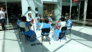 Apresentação do Grupo de Dança da APPP