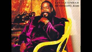 BARRY WHITE - CAN´T GET ENOUGH OF YOUR LOVE, BABE ( DJ. IVÁN SANTANA REMIX 2017 ) PROMO