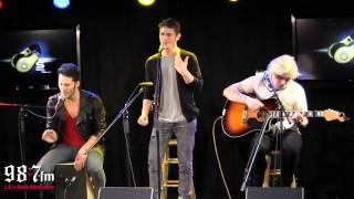 """New Politics """"Perfect"""" LIVE Acoustic"""