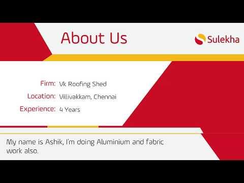 False Ceiling Contractors in Villivakkam, Chennai, Services