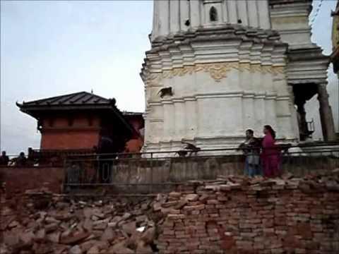 Swayambhunath Stupa – Kathmandu, Nepal.wmv