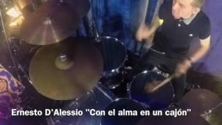 Ernesto D'Alessio - Con el alma en un cajón - en vivo