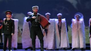 """Ансамбль """"Молодая гвардия"""" и Кубанский казачий хор """"Когда мы были на войне"""""""