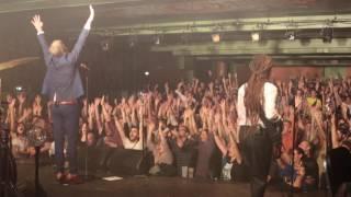 Electro deluxe - live à Marseille le 30/09/16