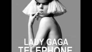 LADY GAGA- TELEPHONE INSTRUMENTAL (BACKING VOCALS)