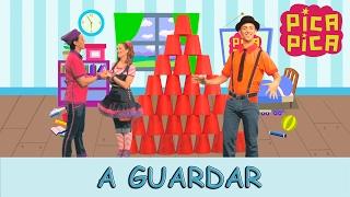 Pica-Pica - A guardar (Videoclip Oficial)