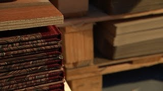 All in a bind: the art of bookbinding