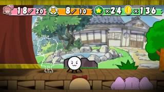 YuruYuri x Paper Mario: The Thousand Year Door