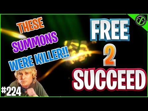 THE BEST F2P Summons You're Gonna See Today!!! | Free 2 Succeed - EPISODE 224