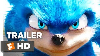 Sonic the Hedgehog Trailer #1 (2019)   Movieclips Trailers