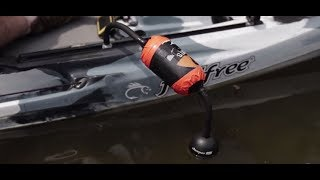 Deeper Flexible Arm Mount – an accessory for your kayak