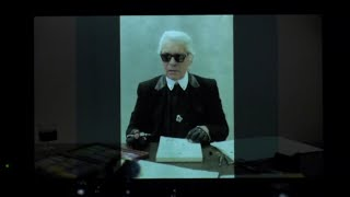 Fendi honors Lagerfeld