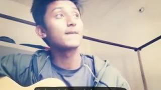 Akshay chettri Nepali boy sings .pehla Nasa really nailed it 👌