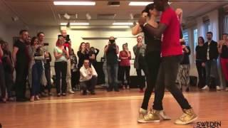 Shellsy Baronet -Te Amar /choreo by  Charles & Bea