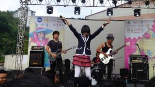 One Ok Rock - CLOCK STRIKES [live cover by SYLVIA @ Bandung Japan Festival]