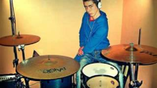 Fingertips feat. Diogo Amador - Something has broken (drum cover)
