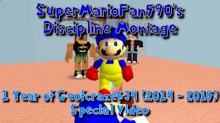 SuperMarioFan590's Discipline Montage (Retarded Version) (SM64 / ROBLOX)