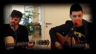 גיא ויהל - Guy & Yahel - Sex On Fire Cover