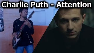 Charlie Puth - Attention  (Metal Ver.)
