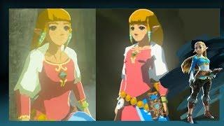 Zelda's Skyward Sword Outfit