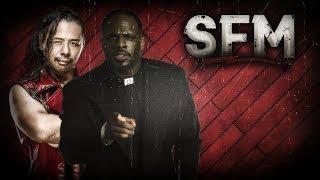 """WWE Mashup: Shinsuke Nakamura and Reverend D-Von - """"Eyes of the Setting Sun"""""""