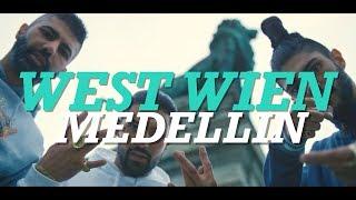 Perserka - West Wien Medellin ft. 8er (prod. by MAXE) [Official 4K Video]