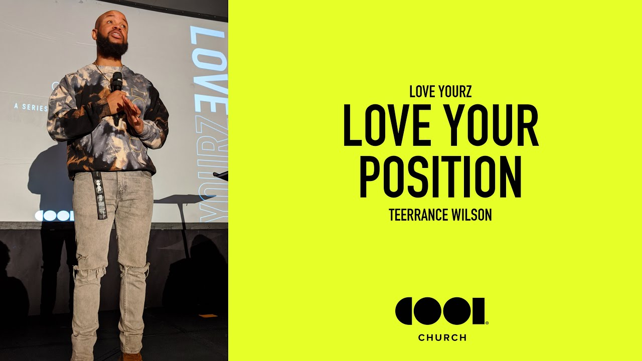 LOVE YOUR POSITION